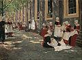 Max Liebermann - Free Period in the Amsterdam Orphanage - Google Art Project.jpg