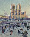 Maximilien Luce - The Quai Saint-Michel and Notre-Dame - Google Art Project.jpg