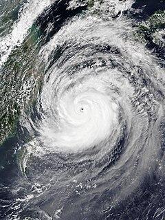 Typhoon Maysak (2020) Pacific typhoon in 2020