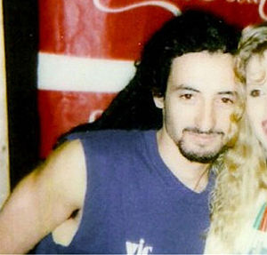 Mike Bordin - Bordin in 1990