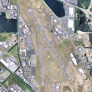 McNary Field airport