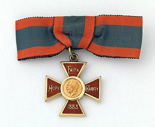 Royal Red Cross order