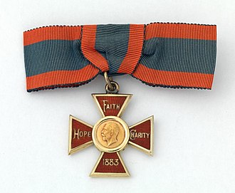 Royal Red Cross - Image: Medal, order (AM 2001.25.863 1)