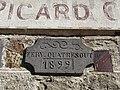 Medeyrolles - Inscription 1899 et licence IV rouillée.jpg