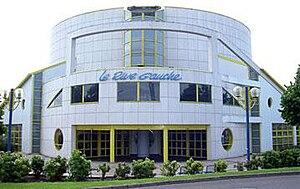 """Saint-Étienne-du-Rouvray - Cultural centre """"Le Rive Gauche"""""""