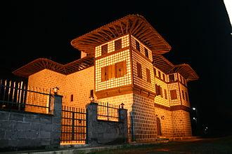 Sürmene - Memiş Agha Mansion in Sürmene