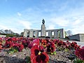 Memorial a los soldados soviéticos, Tiergarten, Berlín 06.jpg
