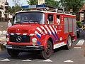 Mercedes 1113 Brandweer Gooi en Vechtstreek Bussem, Bridgehead 2011 pic1.JPG