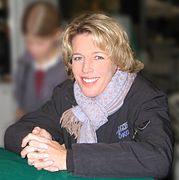 Meredith Michaels-Beerbaum auf den German Classics 2005 in Hannover