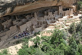Image illustrative de l'article Parc national de Mesa Verde