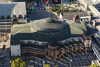 Messe Frankfurt - Image: Messe Marriot 0195