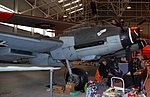 Messerschmitt Me 410A-1-U2 Hornisse, Shropshire Model Show 2015, RAF Museum Cosford. (17231176382).jpg