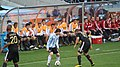 Messi Podolski Boateng bench 2010.jpg
