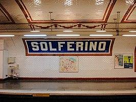 Solférino (Paris Métro)