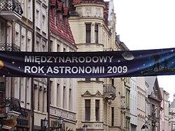 Międzynarodowy Rok Astronomii 2009.JPG