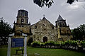 Miag-ao Church Iloilo on a Gloomy Day.jpg