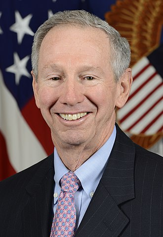 Under Secretary of Defense for Research and Engineering - Image: Michael D. Griffin (cropped)