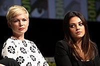 Michelle Williams & Mila Kunis (7587123598).jpg