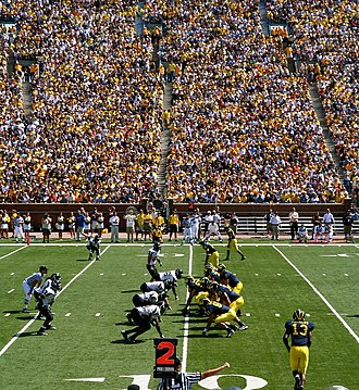 2007 Appalachian State Mountaineers football team - Appalachian State's victory over the Michigan Wolverines was only the second time a team ranked in the AP poll has ever been defeated by a Division I FCS (formerly I-AA) team