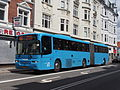 Midttrafik Volvo bus Line 100, Århus.JPG