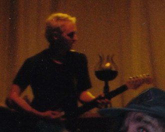 Pearl Jam - Lead guitarist Mike McCready in Columbia, Maryland on September 18, 1998