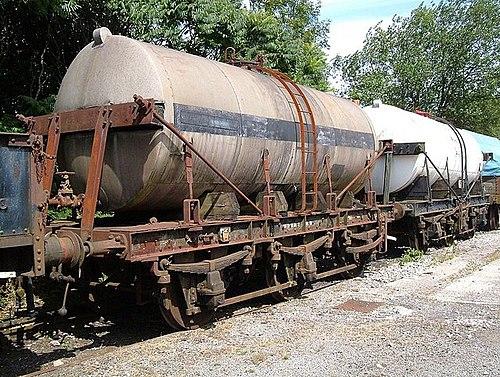 British Railway Milk Tank Wagon - Wikiwand