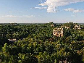 Mill Bluff State Park 2012B.jpg