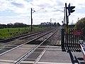 Mill Lane Level Crossing, Baylham - geograph.org.uk - 1242711.jpg