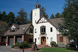 Mill Valley, city hall (2012).jpg