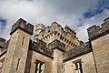 Minard Castle - view of castellations.jpg