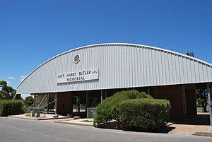 Minlaton, South Australia - Image: Minlaton Butler Memorial
