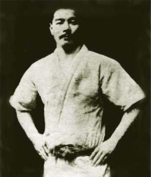 Jujutsu - Mitsuyo Maeda