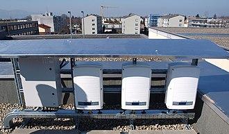 SolarEdge - SolarEdge inverter group