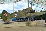 Mock-up of Polikarpov I-16 '61 white' (38677753542).jpg