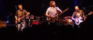 Moe (band) American psychedelic rock jam band