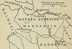 Singidunum - Moesia Superior