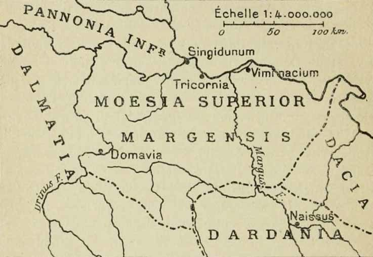 Moesia Superior Margensis