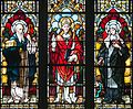 Monaghan Saint Macartan's Cathedral Window Clogher Saints II Detail 2013 09 21.jpg
