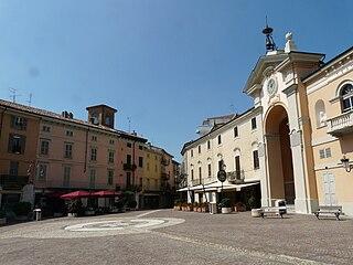 Moncalvo Comune in Piedmont, Italy