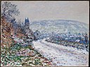 Monet - Entrance to the Village of Vétheuil in Winter, 1879.jpg