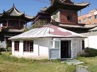 Architecture of Mongolia