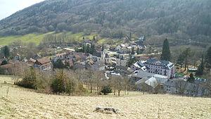 Monnetier-Mornex - A general view of Monnetier