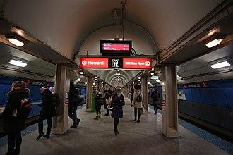Monroe station (CTA Red Line) - Image: Monroe Station, CTA, Chicago