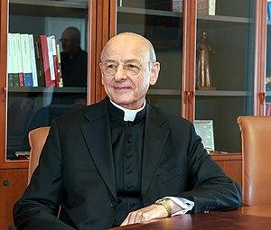 Fernando Ocáriz Braña - Msgr. Fernando Ocáriz