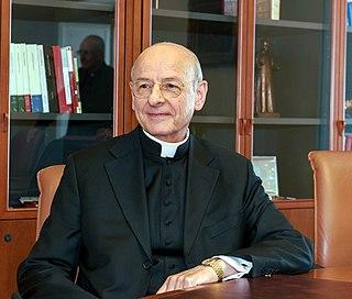 Fernando Ocáriz Braña Spanish theologian