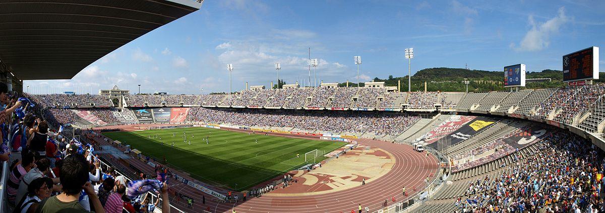 Espanyol Stadium Tour