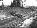 Montlake Cut under construction, Seattle, ca 1914 (MOHAI 2648).jpg