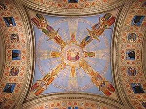 Church of the Madonna della Difesa - Image: Montreal ND Defense 4 tango 7174