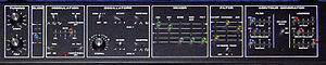 Moog Liberation - Image: Moog Liberation Controlpanel