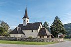 Moosburg Knasweg Filialkirche hll. Andreas und Nikolaus 11092018 4573.jpg